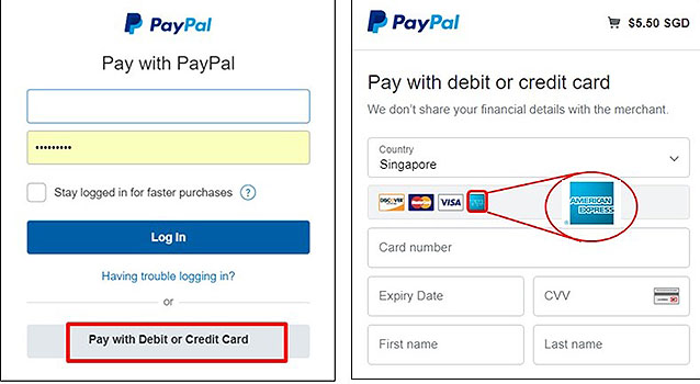 More e-payment options for BizFile+ and iShop transactions
